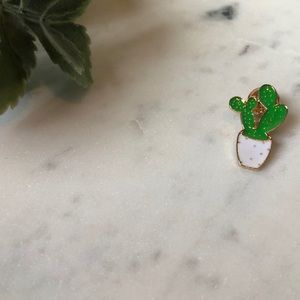 Jewelry - Succulent Enamel Pin